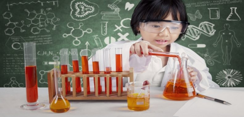 Science Form 1 and Form 2